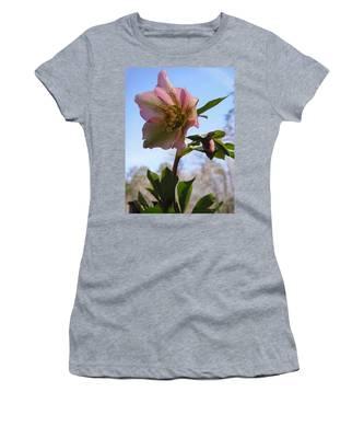 Hellebore Morning Women's T-Shirt