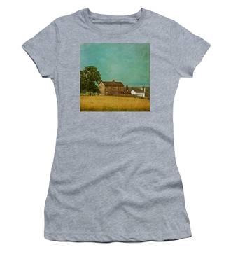 Henry House At Manassas Battlefield Park Women's T-Shirt