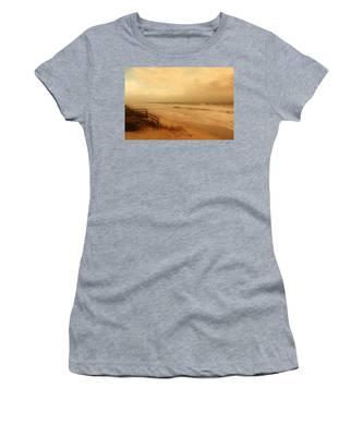 In My Dreams The Ocean Sings - Jersey Shore Women's T-Shirt