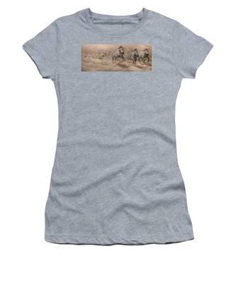 In Pursuit Women's T-Shirt