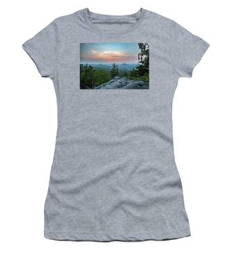 In The Land Of Mesas Women's T-Shirt