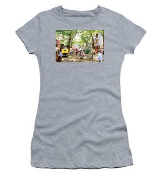 Rickshaw Women's T-Shirts