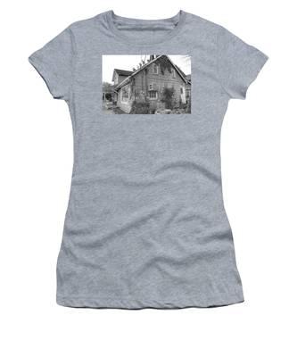 Jones Hardware From Behind, Pequannock Women's T-Shirt
