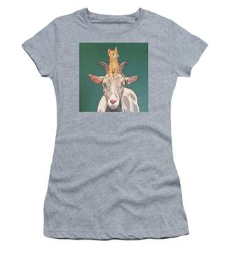 Keira The Kitten Women's T-Shirt