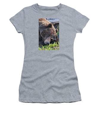 Lazy Bear Women's T-Shirt