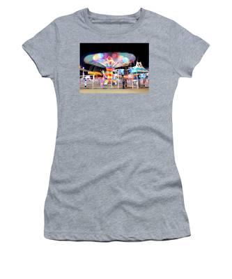 Lolipop Wheel- Women's T-Shirt