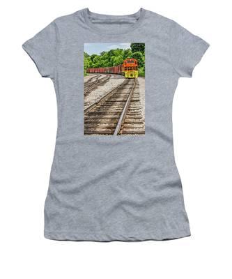 Marquette Rail Carrier Women's T-Shirt