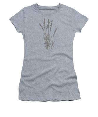 Lavender Women's T-Shirts