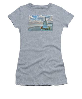 New Hampshire Marine Memorial Women's T-Shirt