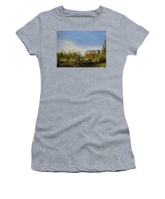 October Fence Women's T-Shirt