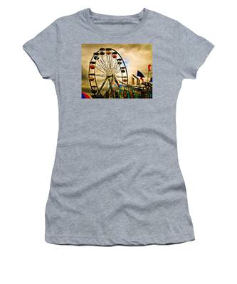 Patch Of Blue Women's T-Shirt