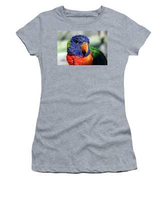 Rainbow Lorikeet Women's T-Shirt