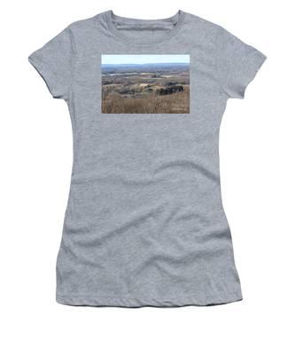 Rt 80 Scenic Ovelook Allamuchy 2 Women's T-Shirt