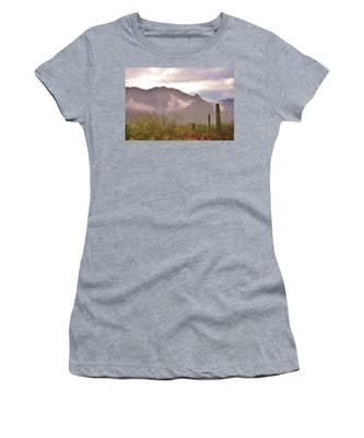 Santa Catalina Mountains II Women's T-Shirt