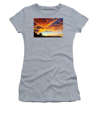 Sunset Women's T-Shirts