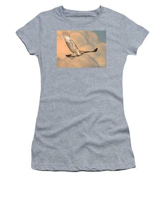 Soaring Hawk Women's T-Shirt