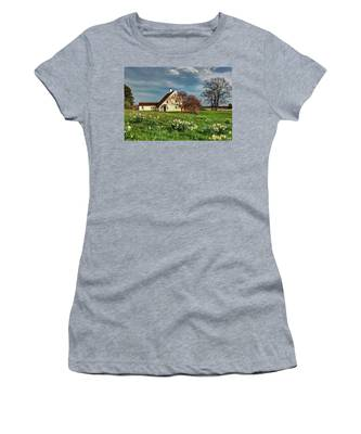 Spring At The Paine House Women's T-Shirt
