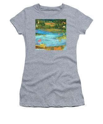 Sunset Sails 2 Women's T-Shirt