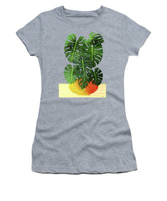 Fronds Women's T-Shirts