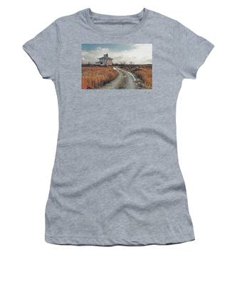 The Pink House Women's T-Shirt