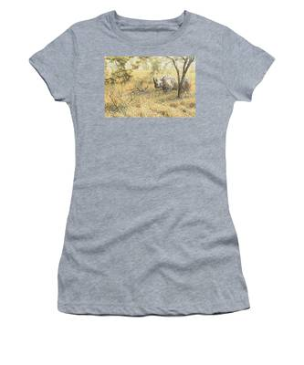 Time To Move On Women's T-Shirt