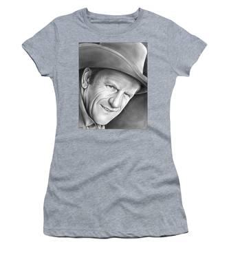 Gunsmoke's Matt Dillon Women's T-Shirt