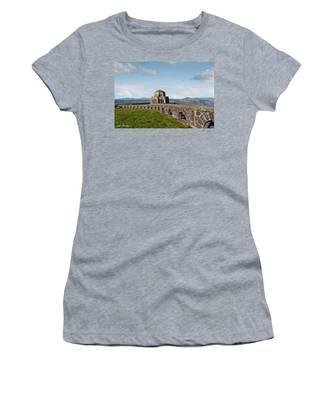 Vista House At Crown Point Women's T-Shirt