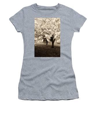 Waiting For Sunday - Holmdel Park Women's T-Shirt