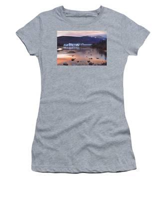 Waterville Valley Sunset Women's T-Shirt