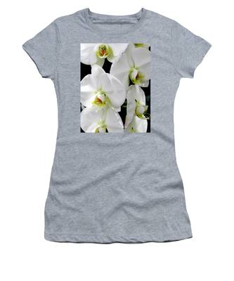 White Orchid Women's T-Shirt