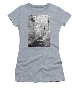 White Path Women's T-Shirt