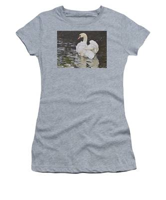 White Swan Women's T-Shirt