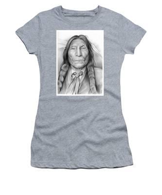 Wolf Robe Women's T-Shirt