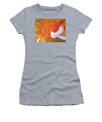 Healing Wings Women's T-Shirt