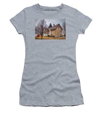 30 Mile Lighthouse  Women's T-Shirt