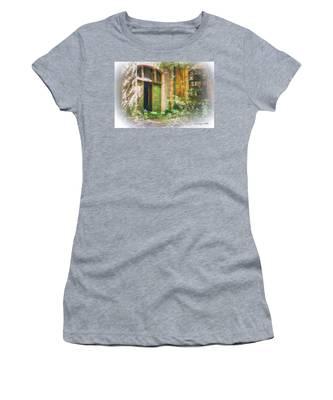 Abandoned House Women's T-Shirt