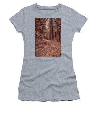 Around The Corner Women's T-Shirt