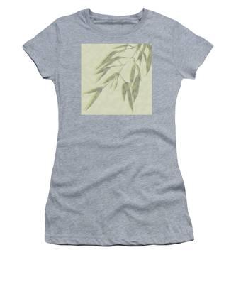 Bamboo Leaves 0580c Women's T-Shirt