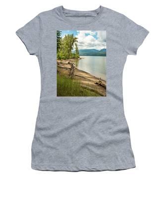 Beach Driftwood Women's T-Shirt