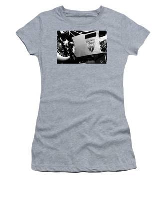 Beech At-11 Bw Women's T-Shirt