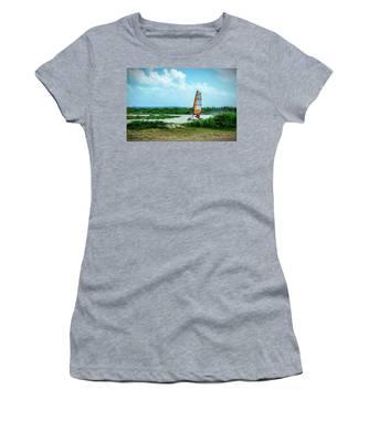 Bonaire Land Sailor  Women's T-Shirt