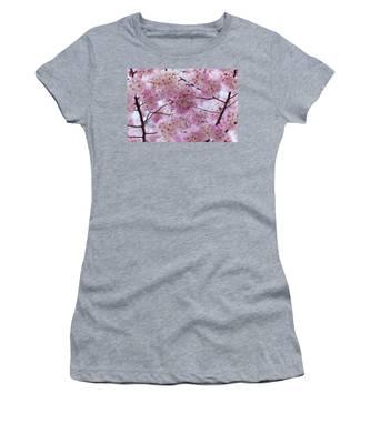 Cherry Blossoms 8625 Women's T-Shirt