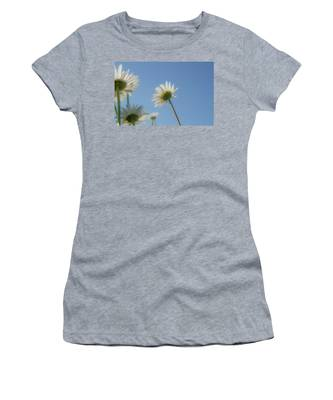 Distracted Daisies Women's T-Shirt