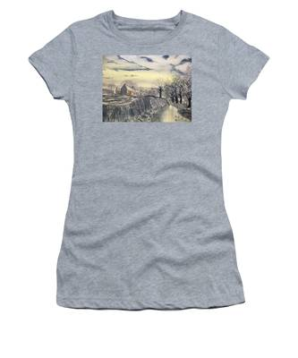Hag Dyke By Moonlight Women's T-Shirt