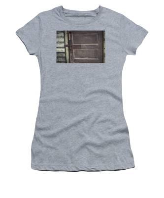 Leather Door Women's T-Shirt