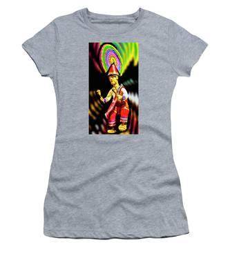 Mayan Dancer Women's T-Shirt