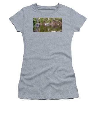 Melting Snow Women's T-Shirt