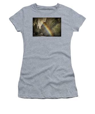 Rainbow At Letchworth Women's T-Shirt