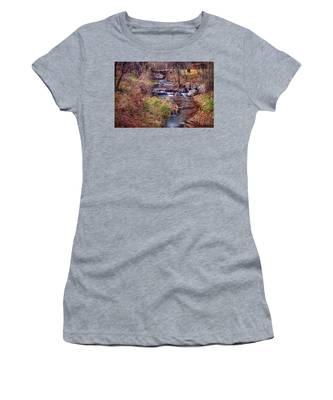 Sinoquippie Run Women's T-Shirt