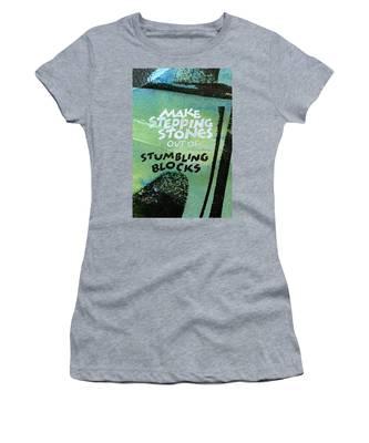 Stepping Stones Women's T-Shirt